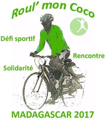 Roul' mon Coco: desafío deportivo y solidario en Madagascar