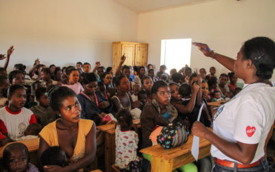 Agua de Coco inaugura un «Centro de acogida y atención integral a la mujer» en Madagascar
