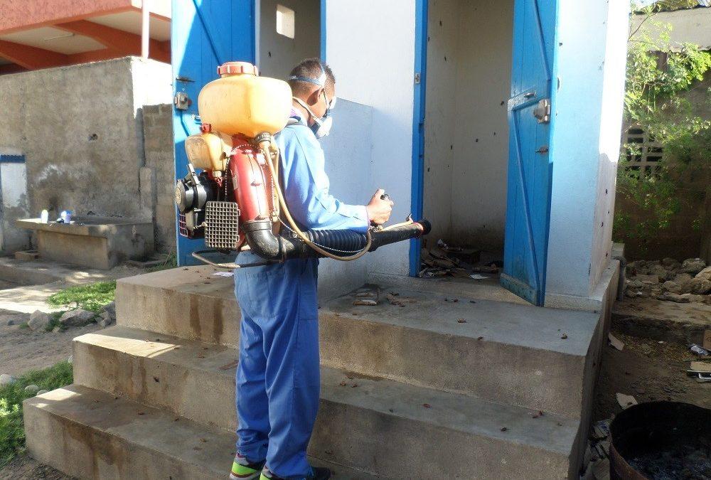 Plan de acción contra la epidemia de peste en Madagascar
