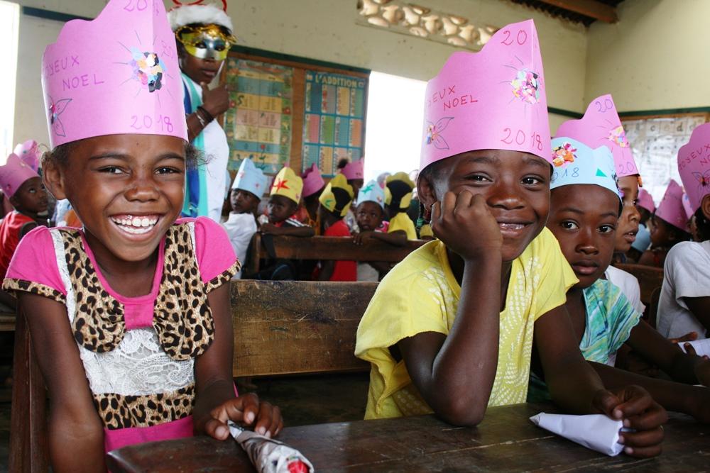 ¡¡Felices fiestas desde Madagascar!!
