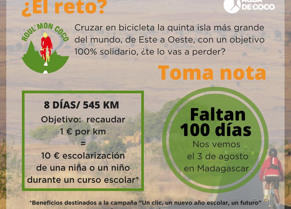 Roul' mon coco II – Recorriendo Madagascar en bicicleta