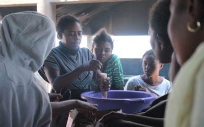 Más talleres en el Centro de acogida intergral para la mujer