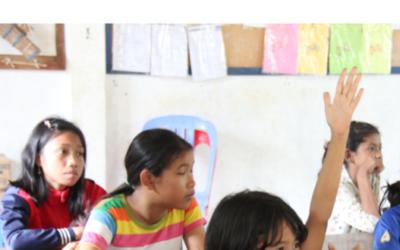 Informe con los resultados de la campaña «Un clic, un año escolar, un futuro»