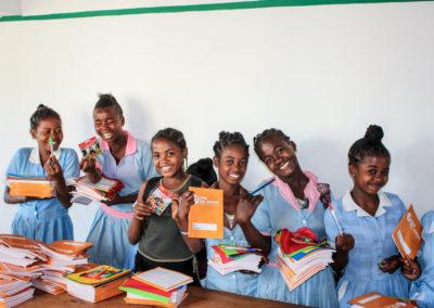 Programa de becas escolares