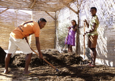 Formación agrícola, ganadera y en ecoturismo