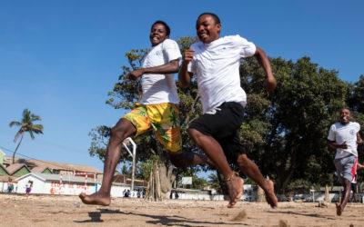 Entrenadoras/es para Madagascar