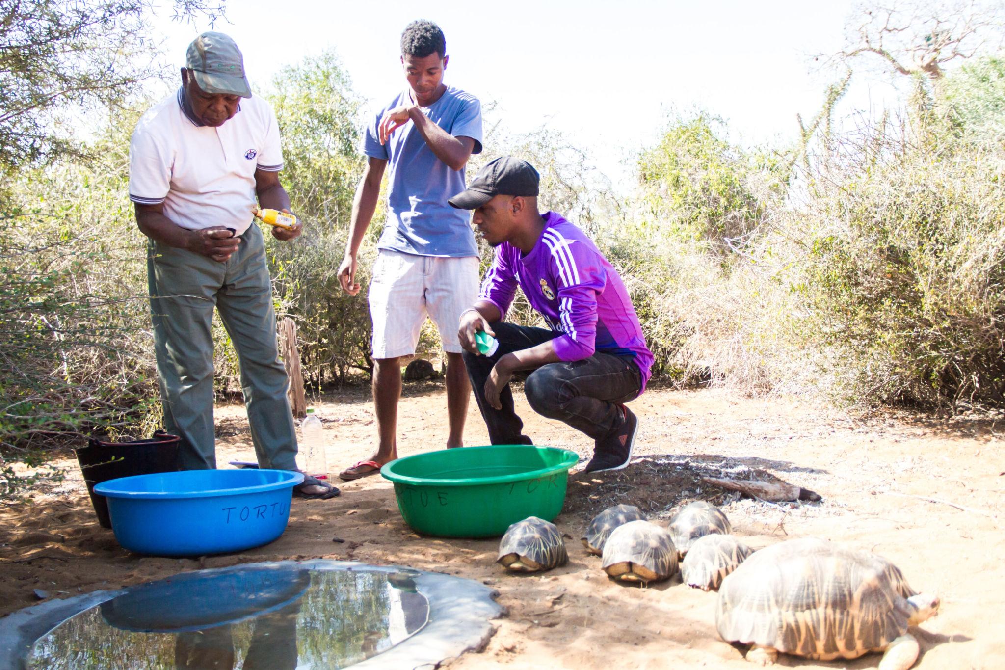 Centro para la Recuperación de la Fauna en Mangily