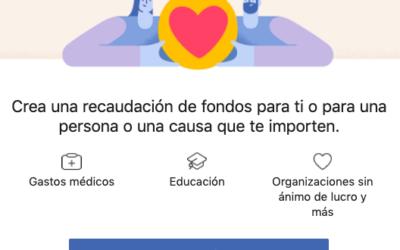 Recaudar fondos para Agua de Coco en Facebook