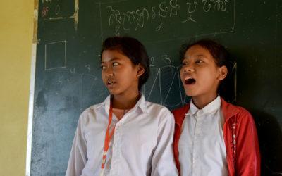 25 años, 25 historias : Sreynory Soa – beneficiaria de Coconut Water Camboya
