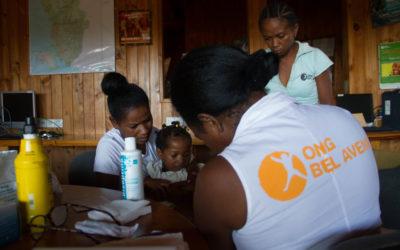 ¿Por qué el sarampión ataca de nuevo en Madagascar?