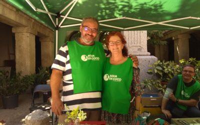 25 años, 25 historias: Inma y Carlos de Valencia: «¡Nuestra casa es lo más parecido a una sede de Agua de Coco!»