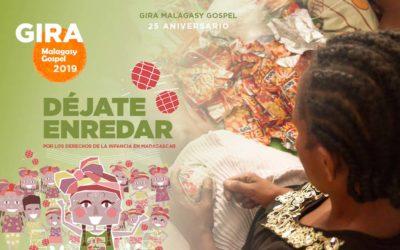 GIRA 2019 MALAGASY GOSPEL «Déjate enredar por los derechos de la infancia en Madagascar»