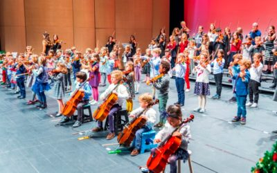 Los violines solidarios vuelven a sonar por la infancia de Madagascar