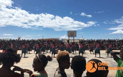 Celebramos el día de los colegios en Madagascar