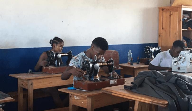 Damos un paso más en la prevención del COVID-19 en Madagascar