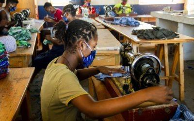 Vuestras aportaciones nos han permitido responder al covid-19 en Madagascar