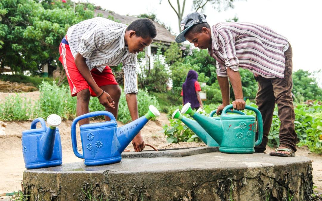 ¡RETO CONSEGUIDO! Herramientas para el futuro de los jóvenes de Fianarantsoa