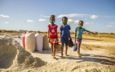 Lápiz, lámpara, prevención y educación,  nuestras herramientas contra el maltrato infantil