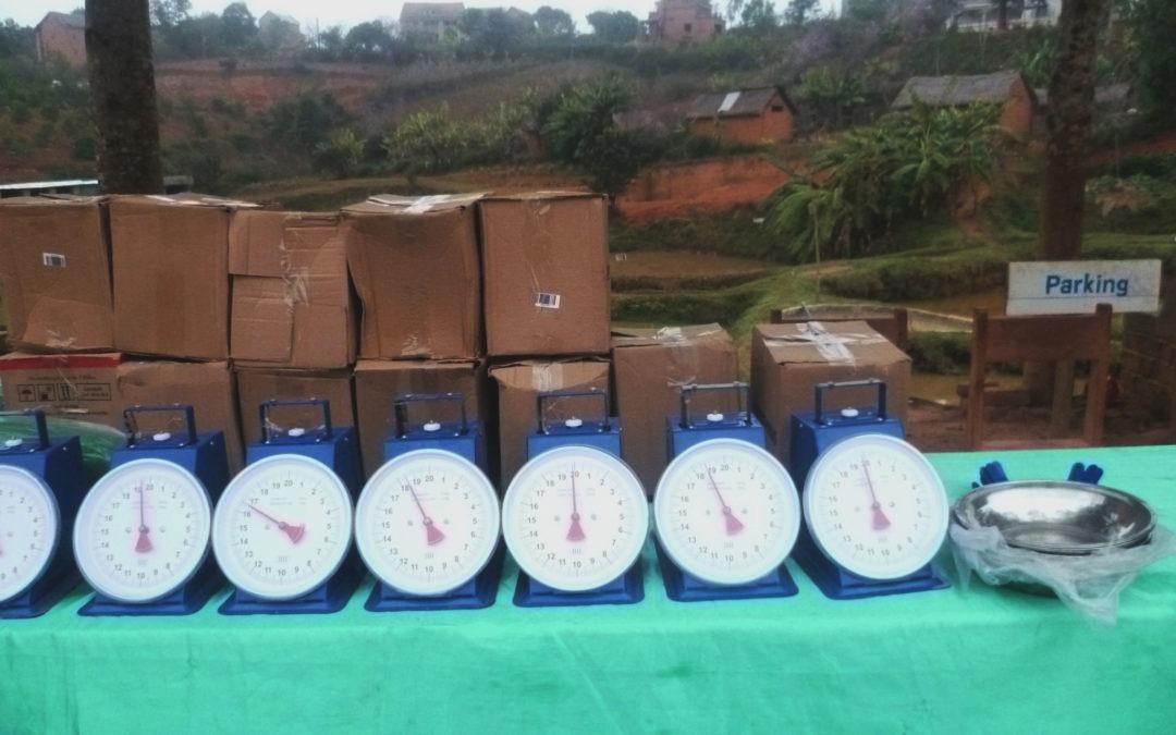 Repartimos los kits de iniciación en el mundo rural