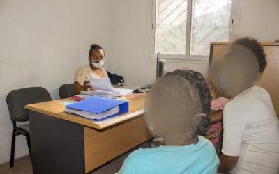 Abrimos la Plataforma de Protección a la Infancia de Tulear