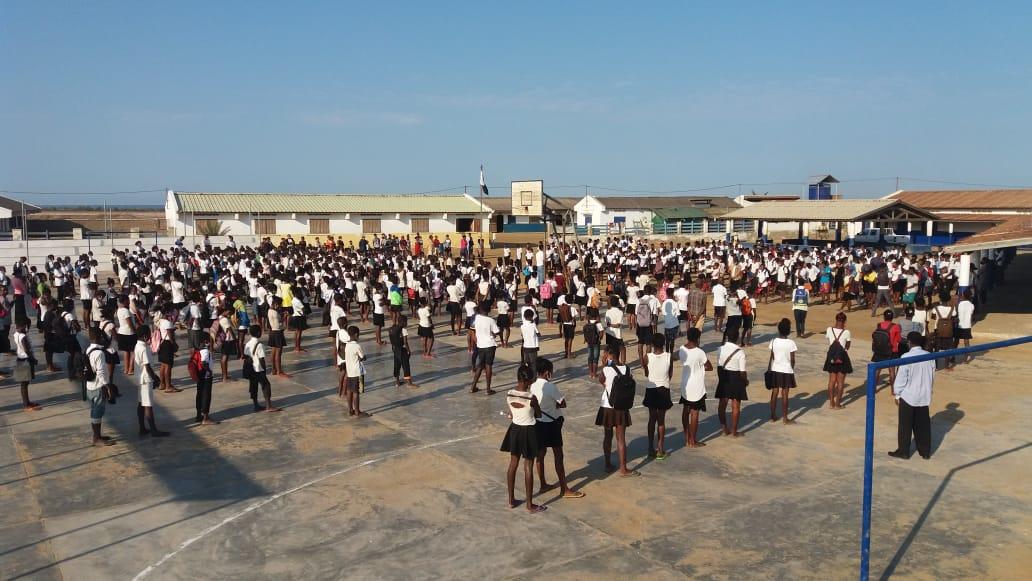 Nuestras escuelas reabren sus puertas para recibir a más de 1500 estudiantes