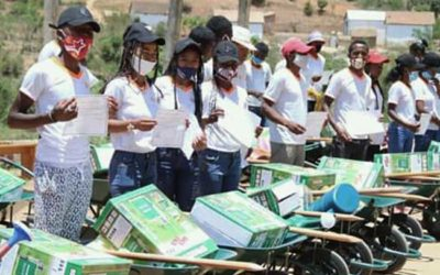 La Granja Escuela de Fianarantsoa celebra la salida de su 13ª promoción