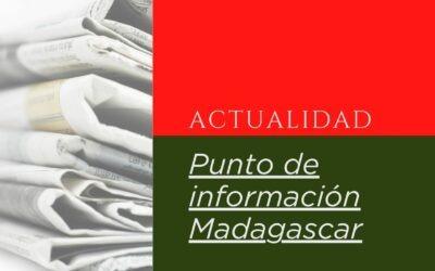 Punto de información Madagascar