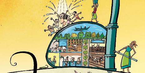ODS 6: Garantizar el acceso al agua y su gestión sostenible