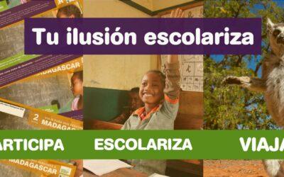 Participa en la rifa solidaria de un viaje a Madagascar para dos personas