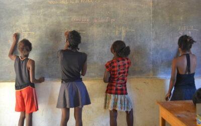 La comunidad de Anjamalange establece su compromiso en contra del matrimonio de menores