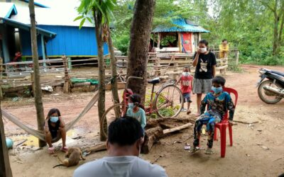 Seguimos apoyando a nuestros estudiantes en Camboya