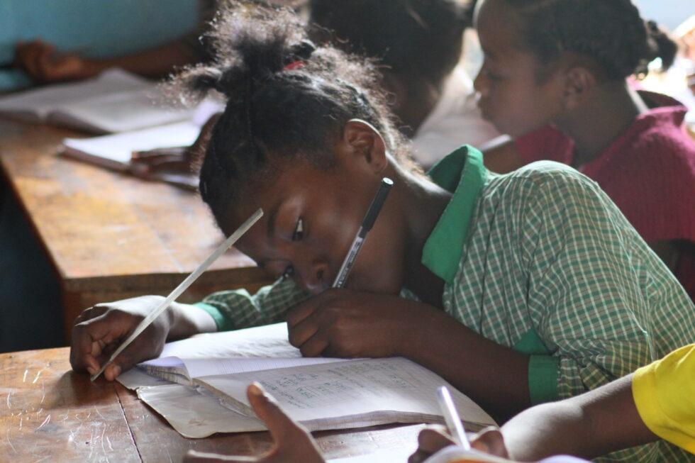 Resultados en los exámenes oficiales en Madagascar