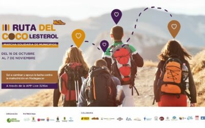 Comienza la III Ruta del COCOlesterol en municios de toda España