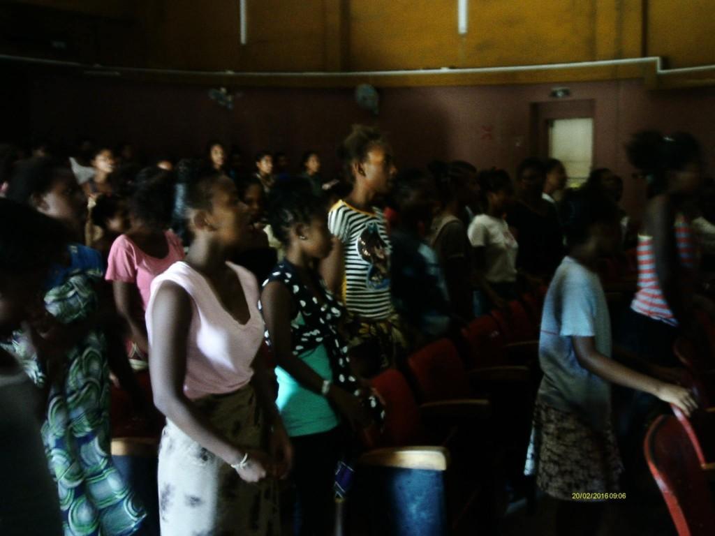 La Malagasy Gospel prépare sa prochaine tournée