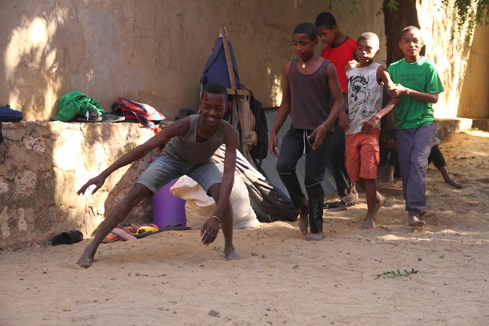 Le Malagasy Cirque dévellope ses performances