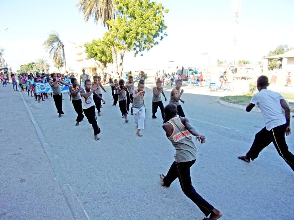 «L'identité culturelle malgache» mise en valeur par les élèves de Bel Avenir