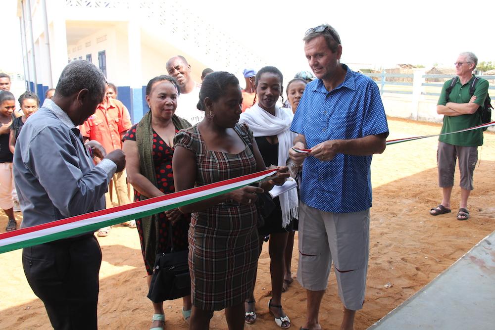 Le Centre de Formation Professionnelle des Salines se dote d'un nouveau bâtiment