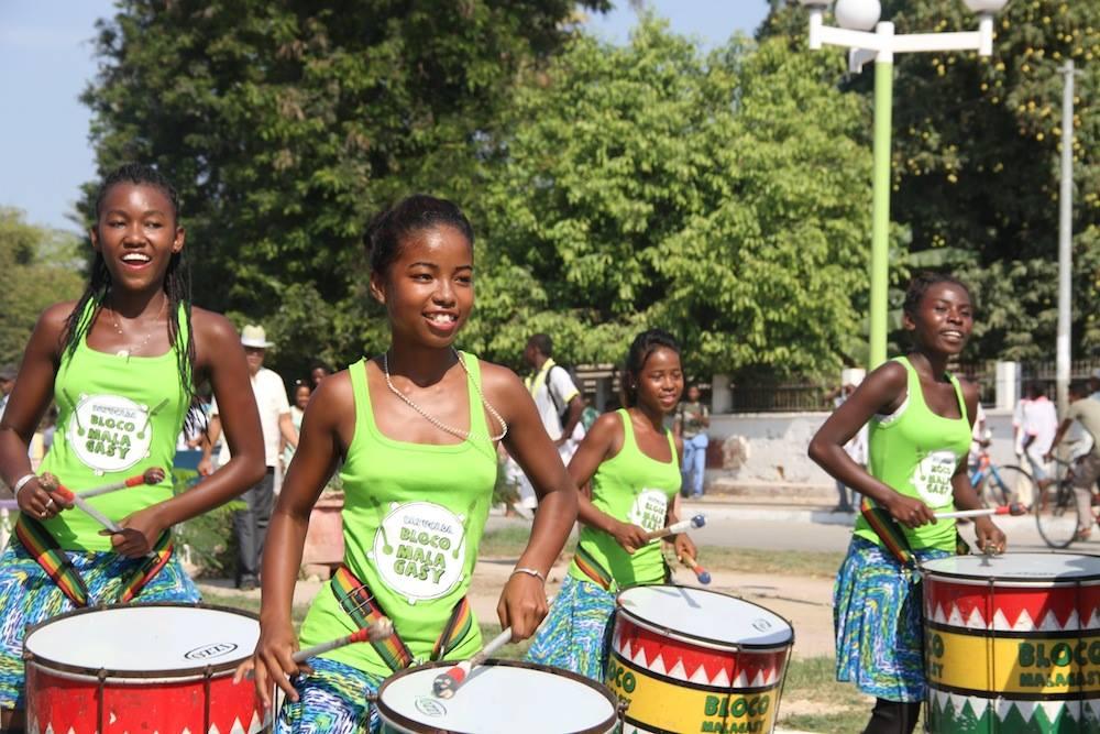 La Bloco Malagasy anime le carnaval du «Vez'tival»