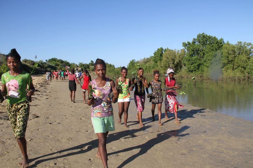 La Bloco Malagasy compense ses émissions en carbone