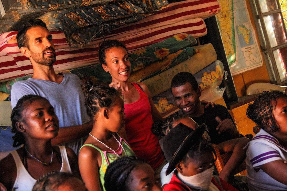 Des vacances de partages pour les bénéficiaires de Bel Avenir