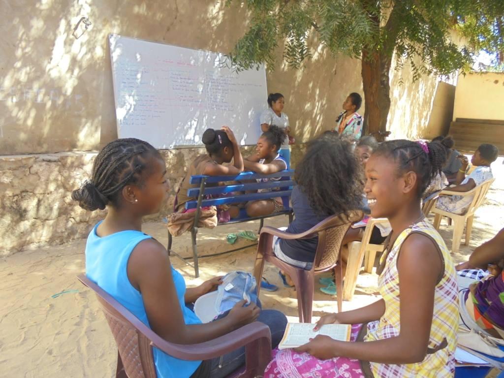 La Malagasy Gospel a une nouvelle activité de vacances
