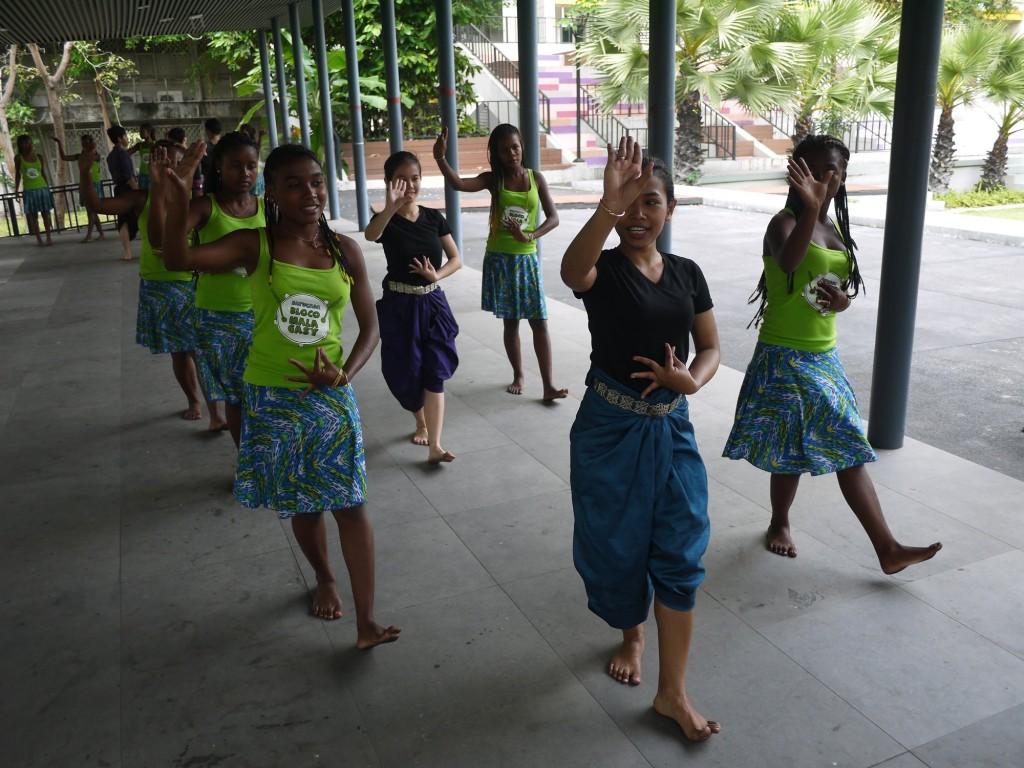 Grand succès  pour la Bloco Malagasy en Thaïlande et au Cambodge